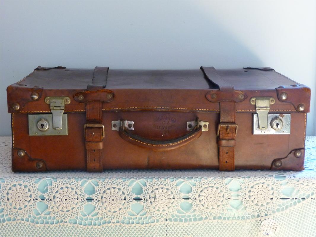 Vintage Suitcase Nz